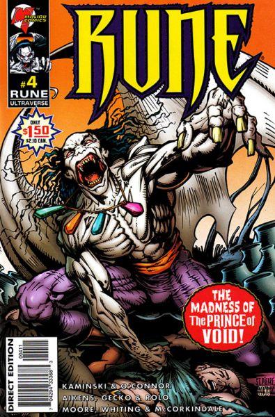 Rune Volume 2, #4