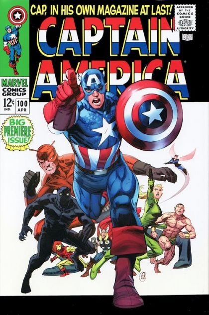 Captain America Omnibus Vol. 1 HC
