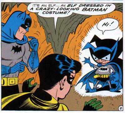 Bat-Mite!