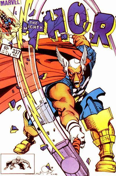 Beta Ray Thor!