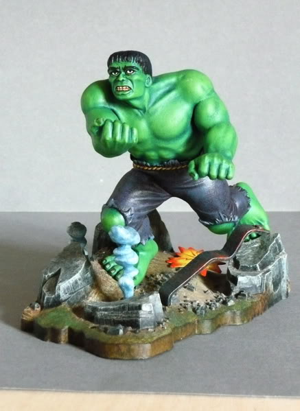 it all began with Hulk!