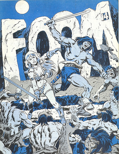 By Crom, it's Foom!