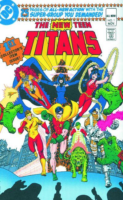 Teen Titans, Comin' Atcha!