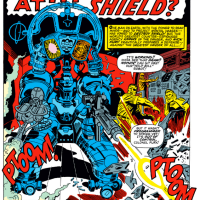 Jack Kirby's Gadgets Of S.H.I.E.L.D. Gallery
