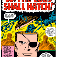 Panel Gallery: Jack Kirby's Gadgets of S.H.I.E.L.D. (And HYDRA, Too!)