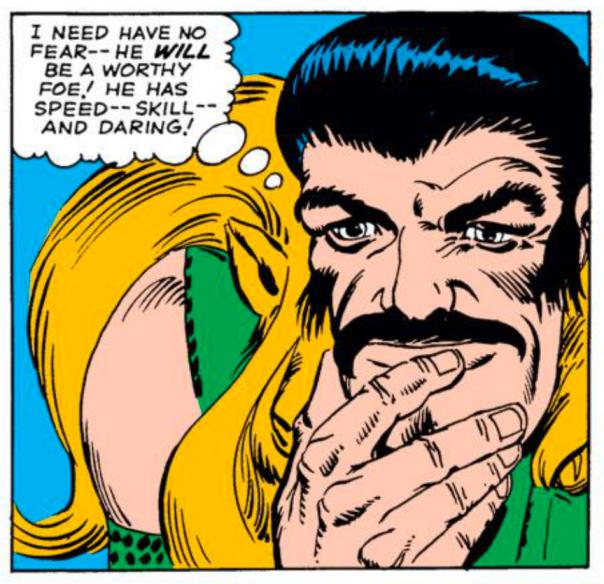 Steve Ditko, Amazing Spider-Man #15