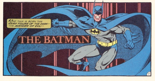 Marshall Rogers, Batman