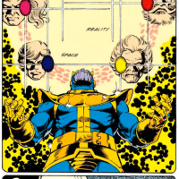 Thanos & The Infinity Gauntlet