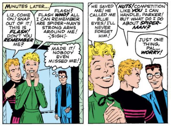 The Best Spider Man Liz Allen Comics Pics