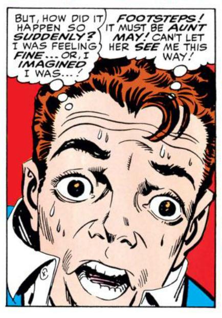 Steve Ditko, Amazing Spider-Man #24