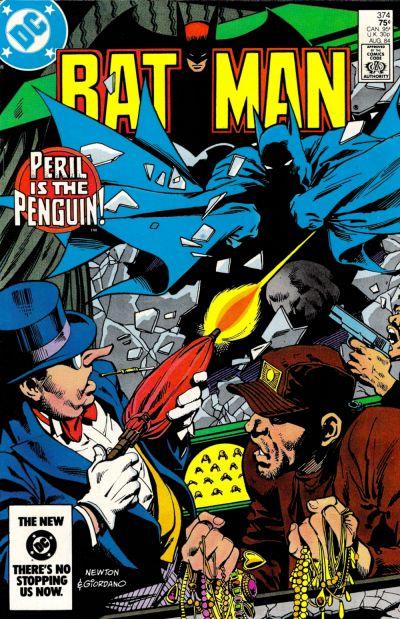 Don Newton, Batman #374