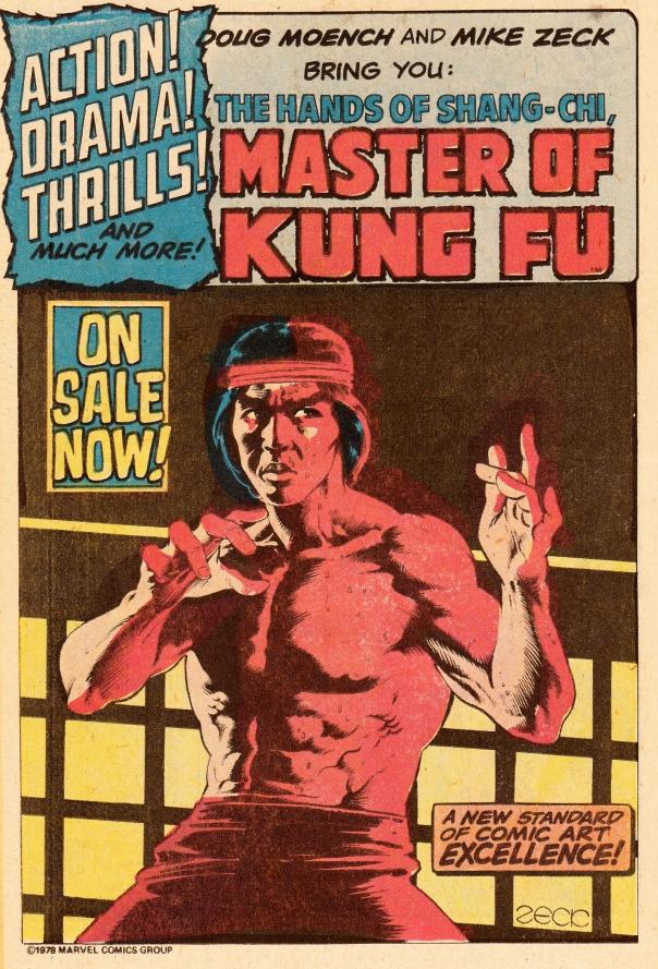 Master of Kung Fu!