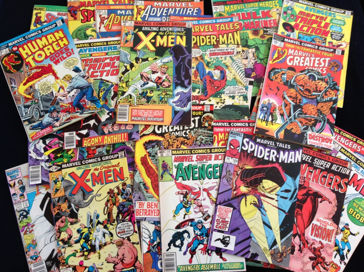 (Almost) Free Comics!