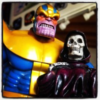 Thanos: Love & Death