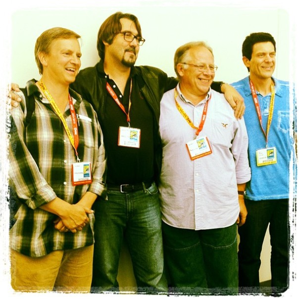 Malibu Comics Co-Founders