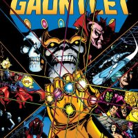 Avengers Infinity War: Thanos -- The Infinity Gauntlet