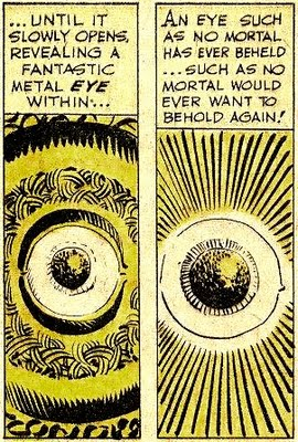 the all-seeing eye of agamotto | Longbox Graveyard