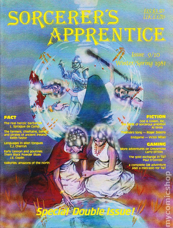 Sorcerer's Apprentice Magazine #9/10