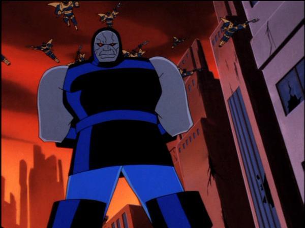 animated Darkseid