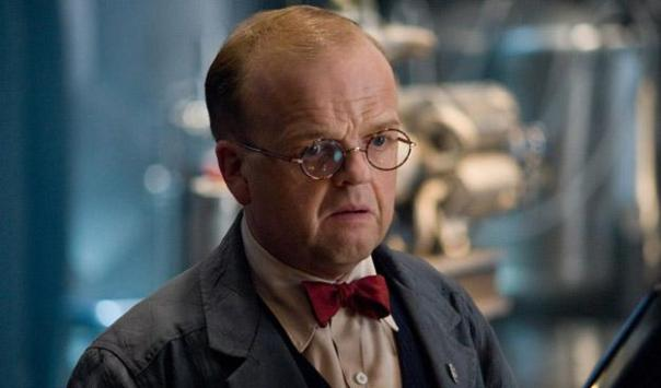 Toby Jones as Arnim Zola