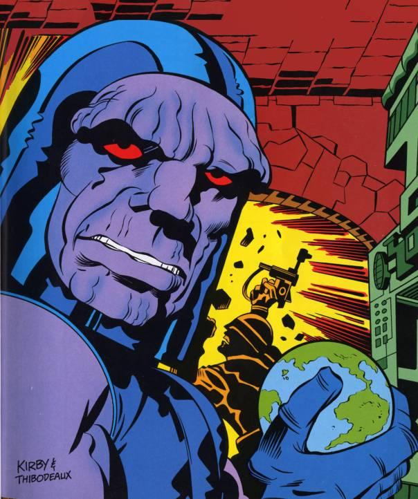 Jack Kirby's Darkseid