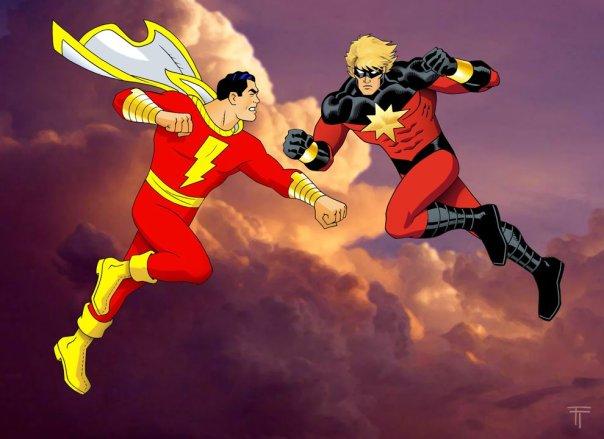 Marvel vs. Marvel