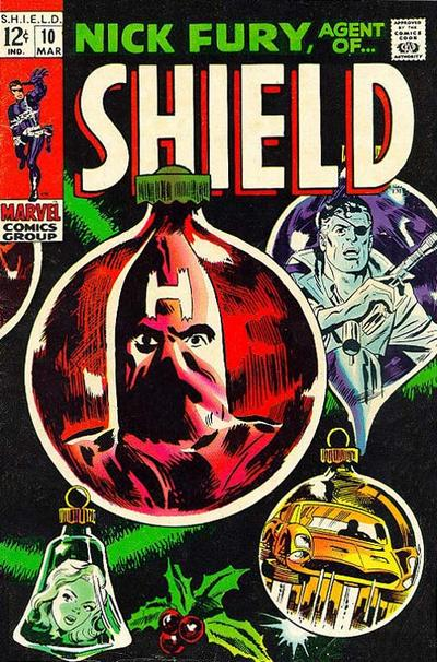 Nick Fury, Agent of S.H.I.E.L.D. #10