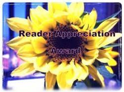 horrible Reader Appreciation Award logo