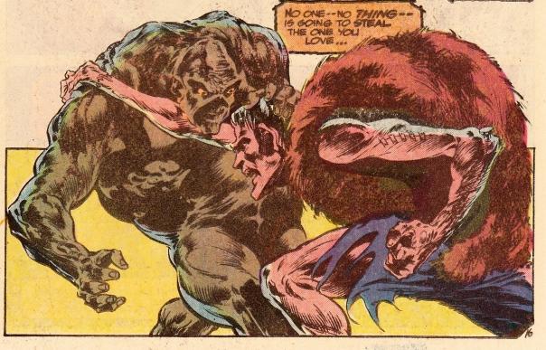 Swamp Thing #3, Len Wein & Bernie Wrightson