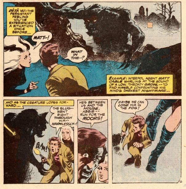 Swamp Thing #4, Len Wein & Bernie Wrightson