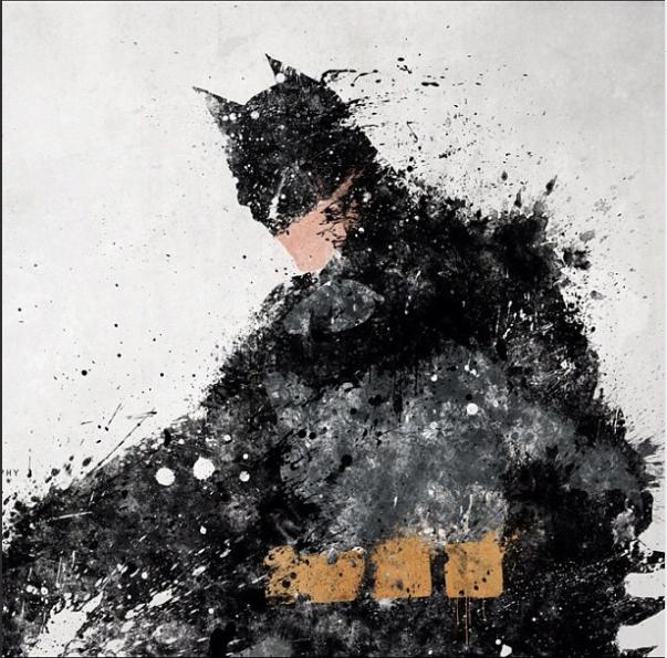 Batman by Melissa Smith
