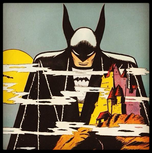 Detective Comics #31 by Bob Kane