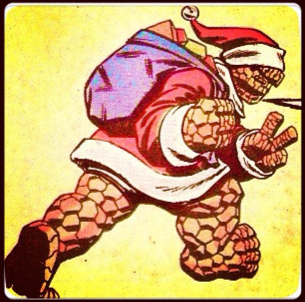 Santa Thing
