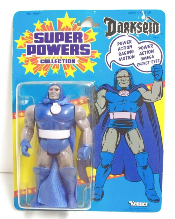 Darkseid action figure
