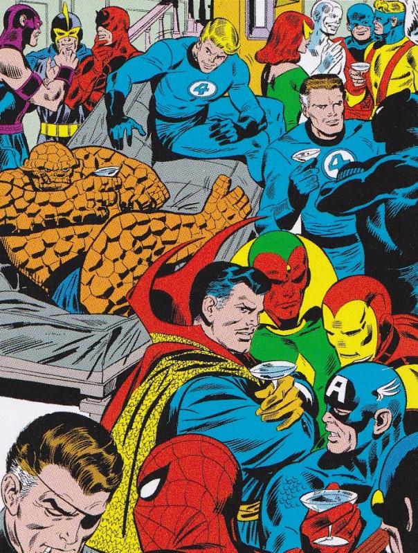 Avengers #60