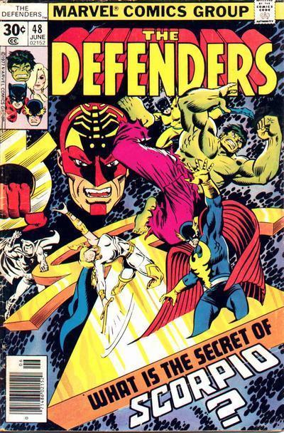 Defenders #48