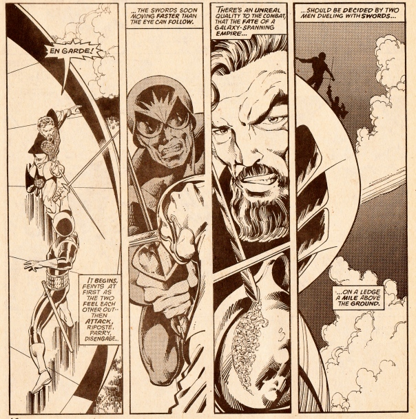 John Byrne & Chris Claremont, Marvel Preview #11