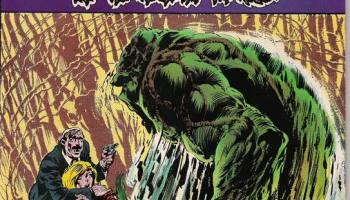 dark genesis books swamp thing