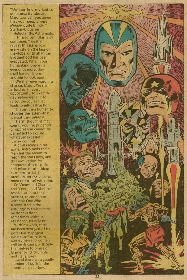 Marvel Presents #3, Steve Gerber & Al Milgrom