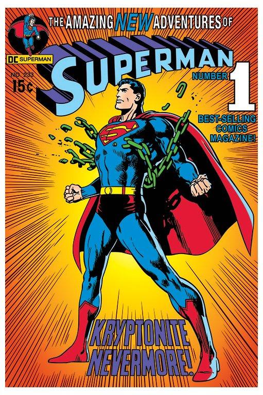 Kryptonite Nevermore!