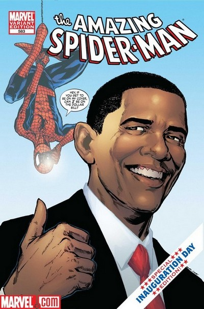 Barrack & Spidey