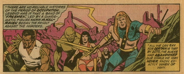Defenders #26, Sal Buscema and Steve Gerber