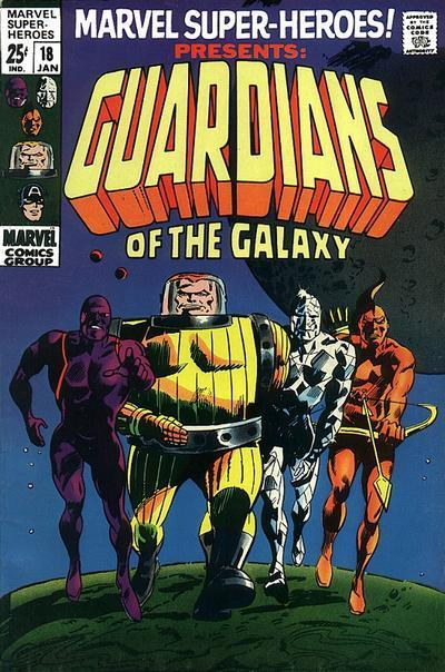 Marvel Super-Heroes #18, Gene Colan