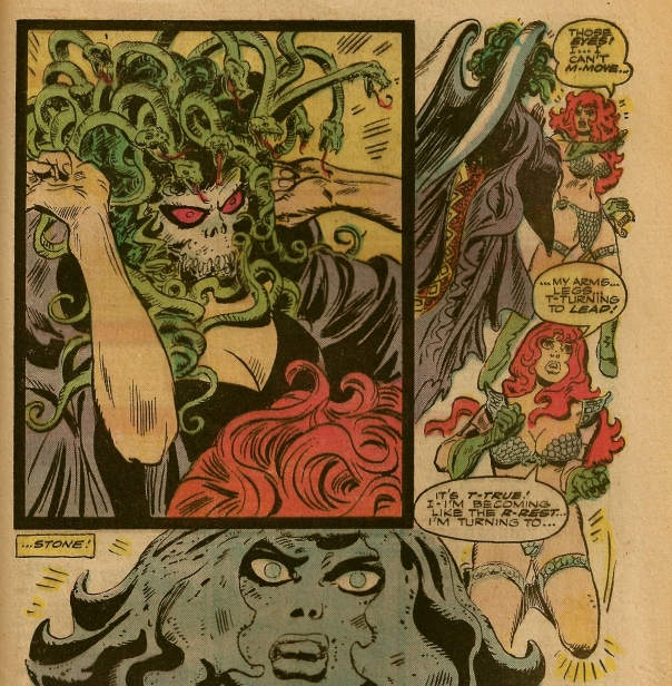 Marvel Feature #4, Frank Thorne