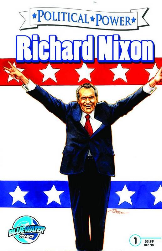 we don't have Nixon to kick around any more