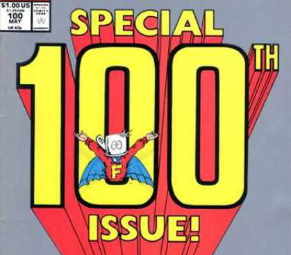 Issue #100!!!