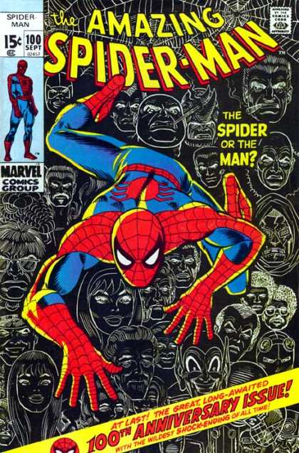 Amazing Spider-Man #100