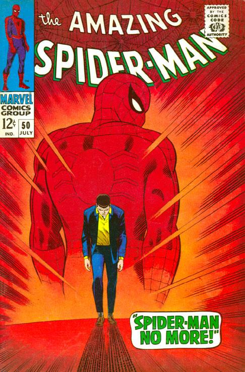 Amazing Spider-Man #50, John Romita