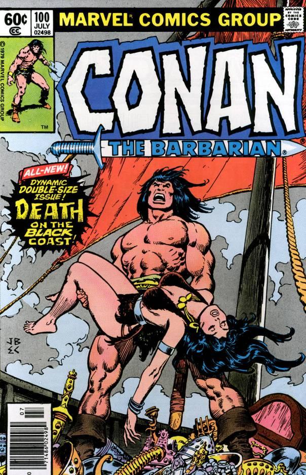 Conan #100
