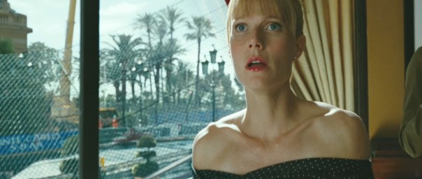 Gwyneth Paltrow -- Pepper Potts
